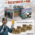 Pour ceux qui vont au FIJ2020 (festival international des jeux à Cannes), gardez l'oeil ouvert pour trouver des trains dorés et gagner des jeux chez Days Of Wonder