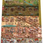 Raiders of Scythia : le plateau , jeu de Garphill Games