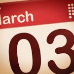 Le 3 mars : Journée rouge sur KS (beaucoup de KS)