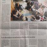 """Article sur """"Les Echos"""" : Hachette à l'assaut d'Asmodée"""
