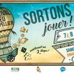 Ce week-end c'est le festival de Montpellier : sortons jouer