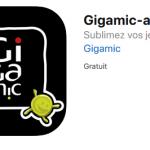 Gigamic Adds est dispo sur iOS : app mobile qui propose des suppléments à leurs jeux : sons d'ambiance, pioche interactive, sablier, démos en ligne, etc