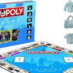 le Monopoly Friends débarque en France le 12 mars