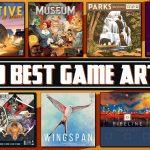 Top 10 des meilleurs illustrations de jeu 2019 (vote par les internautes)