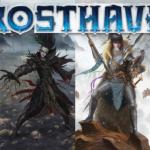 Frosthaven (la suite de Gloomhaven) : quelques infos chez Gus & Co