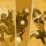 Z Man Games annonce pour cet été un Love Letter : Infinity Gauntlet (Marvel) / 1 joueur joue Thanos & les autres les héros