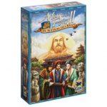 Marco Polo II dispo en allemand chez Philibert (règles en anglais chez Zman, lien en description)