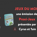 N°116 – Jeux du mois : Carro Combo et Harry Potter Hogwarts Battle