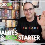 Actualités Jeux & Kickstarter – 4 avril 2020