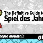 Le guide du Spiel Des Jahres (en anglais)