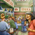 """""""Mercado de Lisboa"""", le prochain Lacerda, en 5 minutes de règles et 30 min de jeu"""