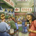 Mercado de Lisboa à partir de 8 ans par Vital Lacerda (surprenant!)