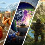 Feuerland publiera les jeux de Z-MAN directement sur les marchés anglais et français (notamment Terra Mystica , A Feast for Odin , Gaia Project)