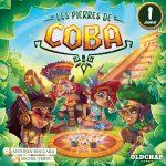 Les pierres de coba, jeu solo disponible en Juillet (édité par Old Chap Games)