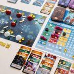Underwater cities: plateau de jeu pour la version solo (pour gagner de la place sur la table)