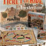 Ticket to Ride / aventuriers du rail : Amsterdam dispo en juillet