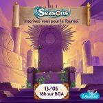 mercredi 13 mai: Tournoi en ligne de Seasons avec Libellud sur Board Game Arena