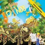 My Funny Dinos : adaptation de Jurassik chez nos amis coréens Happy Baobab