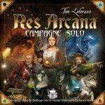 Une campagne solo pour Res Arcana tout bientôt