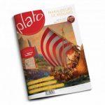 Plato Magazine numéro 126 avec comme goodies un scenario pour Yggdrasil Chronicles
