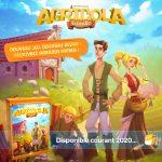 Funforge annonce Agricola Famille ; nouveau jeu, nouvelles illustrations