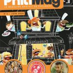 Le philimag #1 : un magazine Philibert mensuel et gratuit en collaboration avec Léandre Proust et Adeline