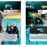 Underwater cities: de nouveaux assistants en PnP offert par Delicious Games