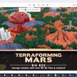 Des images et info de la campagne de Terraforming Mars