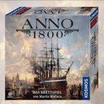 """Annonce de """"Anno 1800"""" par Martin Wallace"""