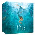 dive : couverture dévoilée par Sit Down, Illustrateur : Alexandre Bonvalot ; Auteurs : Anthony Perone & Romain Caterdjian