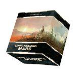 visuel de la bix bog pour Terraforming Mars le 16 juin sur KS qui contiendra de nouvelles cartes, des tuiles 3D etc…