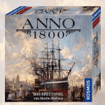 Plus d'infos sur Anno 1800 de Martin Wallace