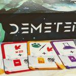 Demeter : En route vers la planète aux dinos !