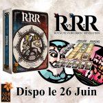 Igiari : plein de jeux le 26 juin en boutique : la nouveauté RRR Royauté VS Religion : Révolution et reprint de Intrigue, Onitama et Soviet Kitchen