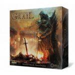 Tainted Grail : La Chute d'Avalon disponible en précommande (113 € / 1 à 4 joueur(s) / 14 ans et + / 2h) livraison fin aout