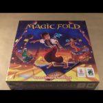 Ouvre ta boite Tartenpionne Magic Fold