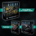 Gale Force Nine annonce la licence de Aliens pour le jeu de société (sortie fin d'année)