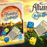Alhambra: Roll & Write sur KS