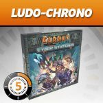 LUDOCHRONO – CLANK! IN! SPACE!: CYBER STATION 11