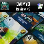 Daimyo, un dé pour les influencer tous ! – Review Kickstarter