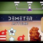 Demeter : une mini extension cette semaine en téléchargement libre , la feuille remplacera celle de la boîte