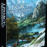 LE TEST DE LEGACY OF DRAGONHOLT Legacy of Dragonholt FFG