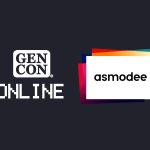 Page Asmodee pour la gencon: Marvel Splendor, Smallworld of warcraft, Unlock Star wars , 7 wonders, …