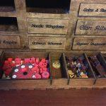 Une box scythe home made en bois : magnifique