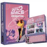 Wild Space Encounters pour fin 2020 à 10 € (nouvelle race extra-terrestre / échanges de quartz pour de nouveaux effets)
