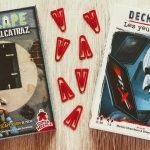 Deckscape et Decktective : Des jeux d'escape et d'enquête pour la famille
