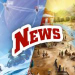 Les news de Super Meeple : Rome & roll , projet Gaia, Coloma …