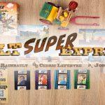 Colt Super Express : Attaques de bandits à grande vitesse