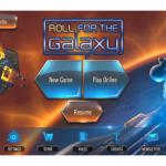 ROLL FOR THE GALAXY DÉBARQUE EN APPLI