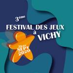 Le festival des jeux de Vichy c'est ce we !